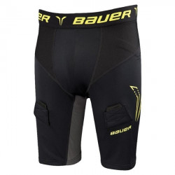 Suspenzor+Šortky Bauer Premium Compression Jock Short Junior