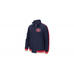 Mikina CCM Track Jacket Montreal Canadiens
